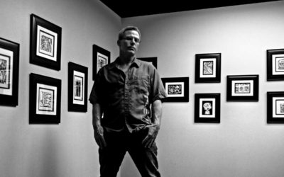 GalleryLeft presents Donald Perry